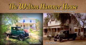 The Walton Hamner House