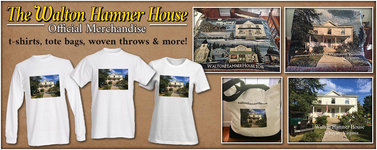 Walton Hamner House Gift Shop