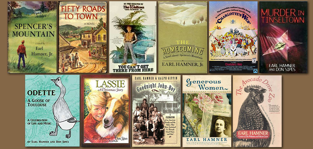 Earl Hamner Novels