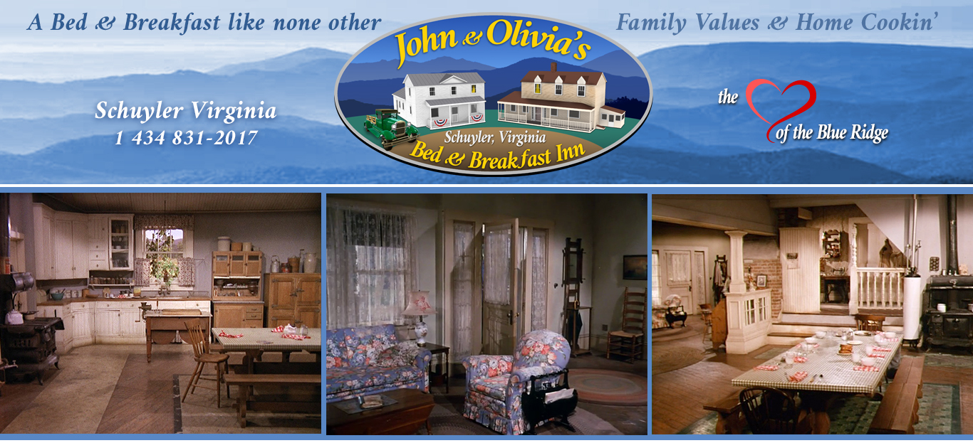 John & Olivia's Bed & Breakfast Inn
