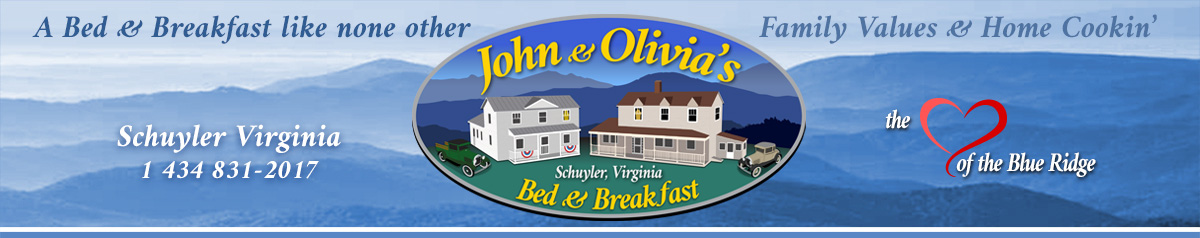John & Olivia's Bed & Breakfast