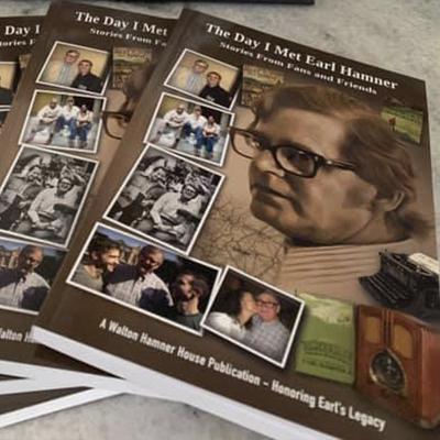 Earl Hamner Storyteller Book