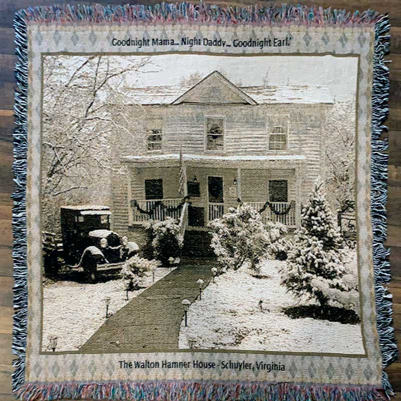 Woven Blanket 50