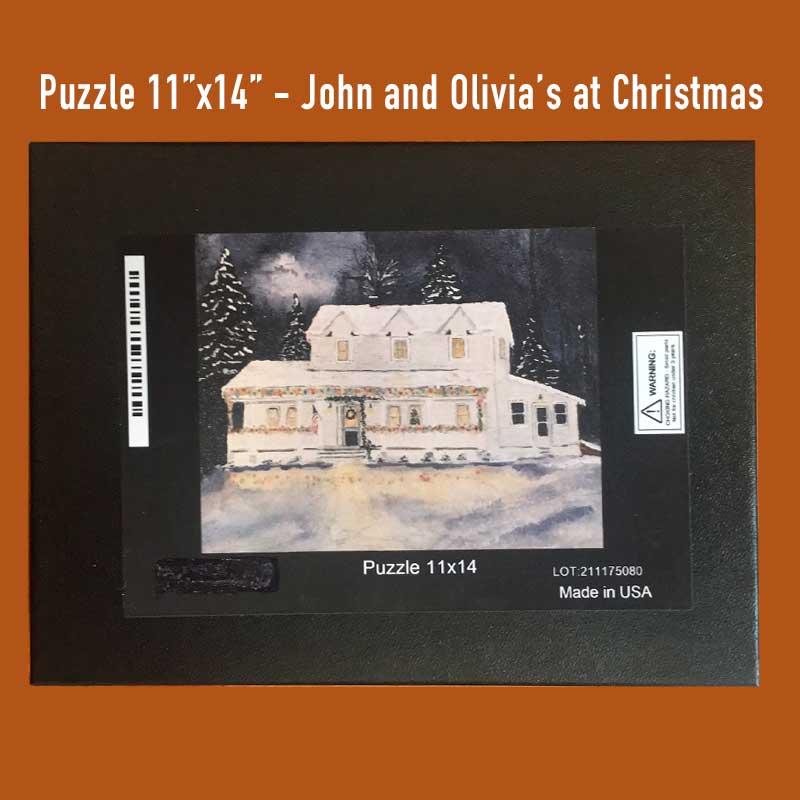 Puzzle - John and Olivia's