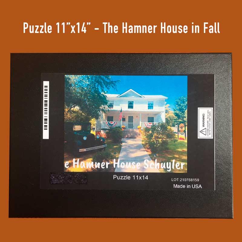 Puzzle - Hamner House