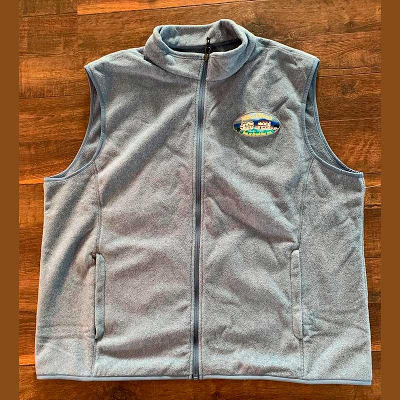 Women's Vest - Grey